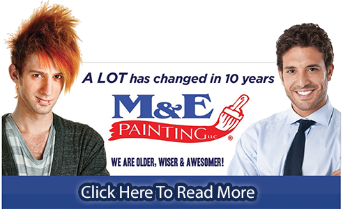 M&E Painting Anniversary Event