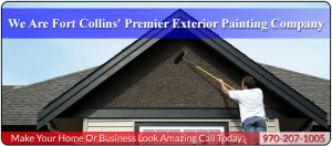 Exterior House Painting Fort Collins