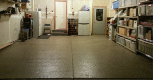 Garage Epoxy Service Fort Collins Colorado