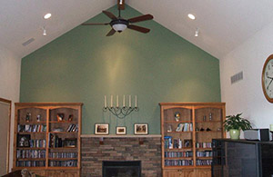 Northern Colorado Interior House Painting
