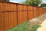 Fence Staining Loveland Colorado