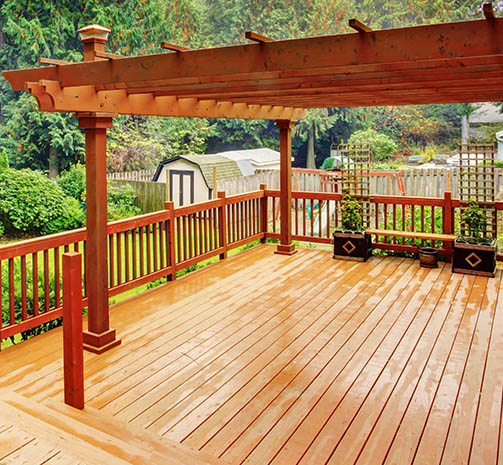 fort collins loveland deck refinishing service